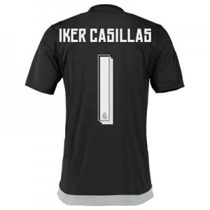 Camiseta de Real Madrid 2015/2016 Primera Numero 01 CASI Equipacion