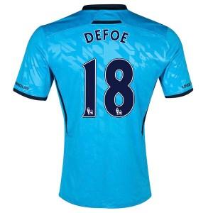 Camiseta del Defoe Tottenham Hotspur Segunda 2013/2014