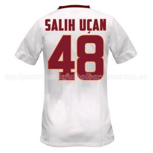 Camiseta nueva AS Roma Salihucan Equipacion Segunda 2014/2015