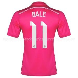 Camiseta nueva Real Madrid Bale Equipacion Segunda 2014/2015
