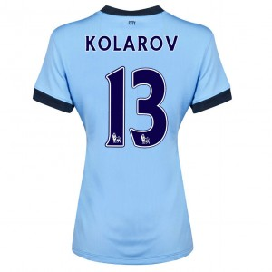 Camiseta del Fernandinho Manchester City Primera 2013/2014