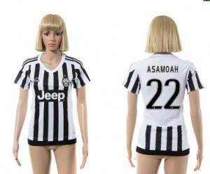 Camiseta Juventus 22 2015/2016 Mujer