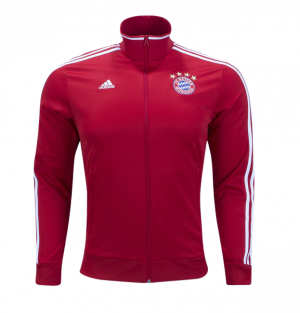 Chaqueta 3 rayas de Bayern Munich 2017/2018
