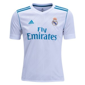Camiseta de Real Madrid 2017/2018 Home Juventud