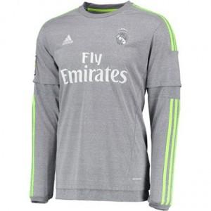 Camiseta Real Madrid Segunda Equipacion 2015/2016
