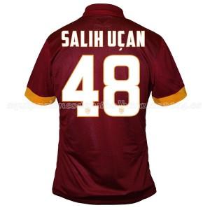 Camiseta del Salihucan AS Roma Primera Equipacion 2014/2015