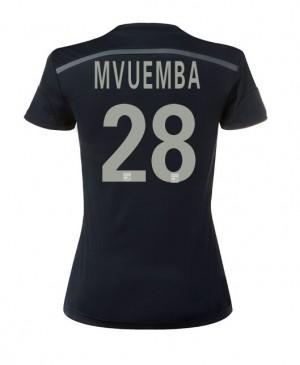 Camiseta de Marseille 2014/2015 Primera Lemina