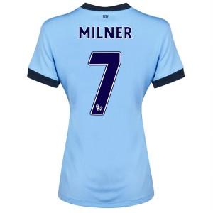 Camiseta del Dzeko Manchester City Segunda 2013/2014