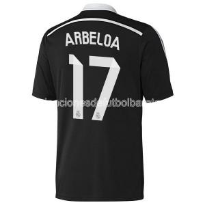 Camiseta nueva Real Madrid Arbeloa Equipacion Tercera 2014/2015