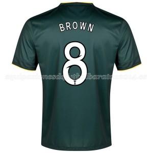 Camiseta nueva del Celtic 2014/2015 Equipacion Brown Segunda