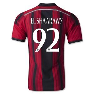 Camiseta AC Milan El.Shaarawy Primera Equipacion 2014/2015