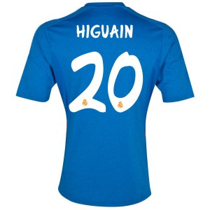 Camiseta nueva del Real Madrid 2013/2014 Equipacion Hguain Segunda
