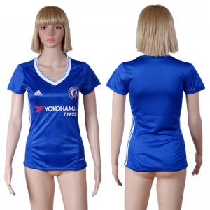 Camiseta nueva del Chelsea 2016/2017 Mujer