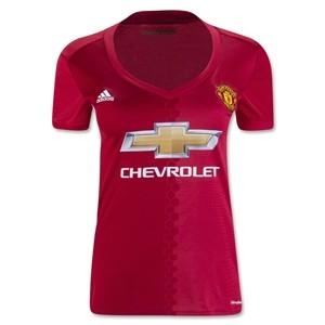 Camiseta nueva Manchester United Mujer 2016/2017