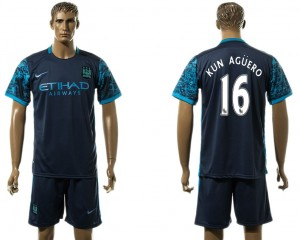 Camiseta nueva Manchester City 16# Away