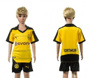 Camiseta nueva del Borussia Dortmund 2015/2016 Niños