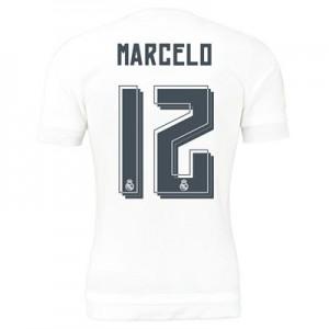 Camiseta de Real Madrid 2015/2016 Primera Numero 12 MARC Equipacion