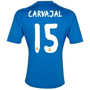 Camiseta nueva del Real Madrid 2013/2014 Equipacion Carvajal Segunda