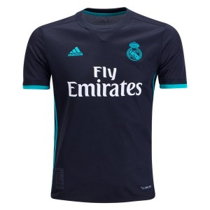 Camiseta Real Madrid Away 2017/2018 Juventud