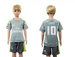 Niños Camiseta del awa 10 Real Madrid 2015/2016
