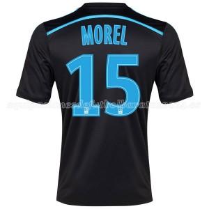 Camiseta nueva Marseille Morel Tercera 2014/2015