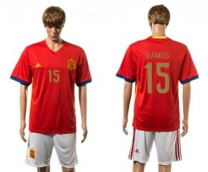 Camiseta nueva España 15# 2015-2016