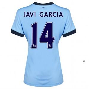 Camiseta Manchester City Fernandinho Primera 2014/2015