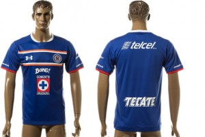 Camiseta de Cruz Azul 2015/2016