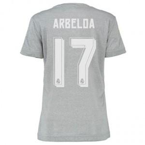 Camiseta nueva del Real Madrid 2015/2016 Equipacion ARBELOA Mujer Segunda