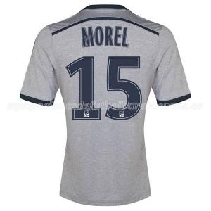 Camiseta del Morel Marseille Segunda 2014/2015