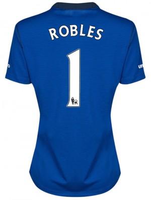 Camiseta de Tottenham Hotspur 14/15 Segunda Naughton