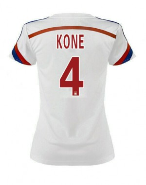Camiseta nueva Marseille Mendes Tercera 2014/2015