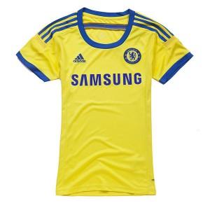 Camiseta nueva Chelsea Mujer Equipacion Segunda 2014/2015