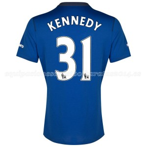Camiseta Everton Kennedy 1a 2014-2015