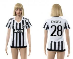 Camiseta de Juventus 2015/2016 28 Mujer
