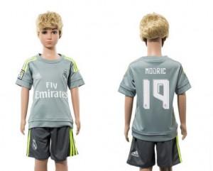 Camiseta nueva del Real Madrid 2015/2016 19 Niños Away