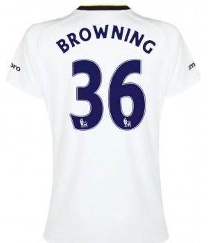 Camiseta nueva del Tottenham Hotspur 2013/2014 Lennon Segunda