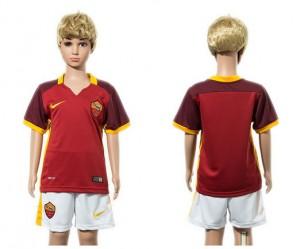 Niños Camiseta del AS Roma 2015/2016
