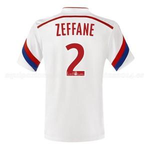 Camiseta del Zeffane Lyon Primera 2014/2015