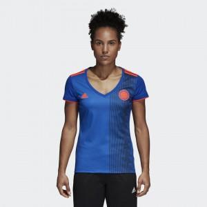 Camiseta nueva del COLOMBIA 2018 Mujer Away