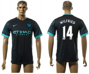 Camiseta Manchester City 14# Away aaa version
