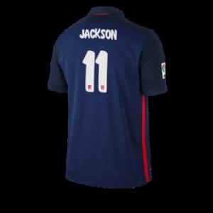 Camiseta nueva Atletico Madrid JACKSON Equipacion Segunda 2015/2016