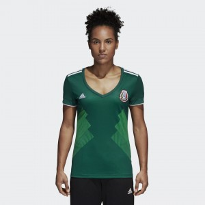 Mujer Camiseta del MEXICO Home 2018
