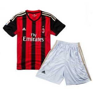 Camiseta AC Milan Primera Equipacion 2013/2014 Nino