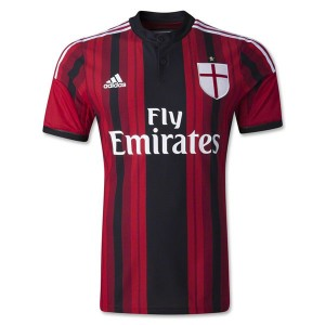 Camiseta nueva del AC Milan 2014/2015 Tailandia Primera