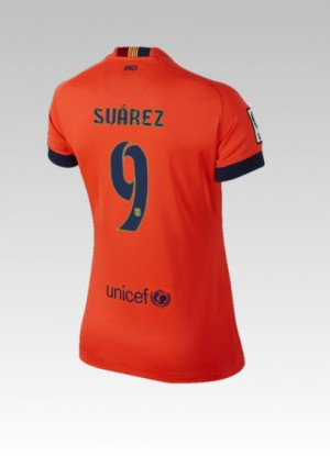 Camiseta de Barcelona 2014/2015 Tercera Bartra
