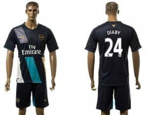 Camiseta nueva Arsenal 24# Away