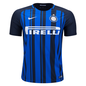 Camiseta nueva del Inter Milan 2017/2018 Home