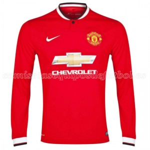 Camiseta del ML Manchester United 1a 2014/2015