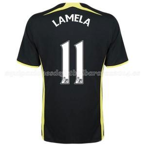 Camiseta Tottenham Hotspur Lamela Segunda 14/15